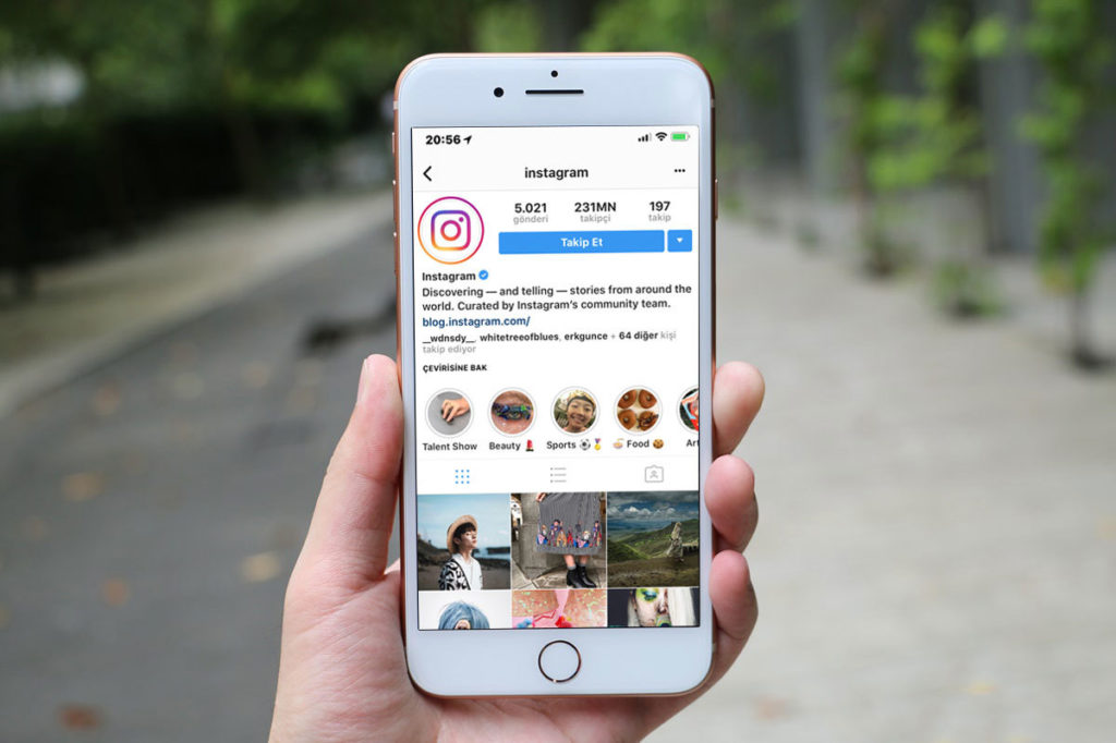 Умная лента Instagram | SMMGANG